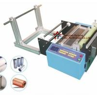 Fully Automatic Cut To Length Reel To Sheet Cutting Machine For Aluminum Foil Cutting Width 1-660mm Manufactures