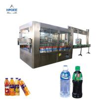 China 3 In 1 Bottling Juice Equipment Hot Filling 2000 Bph For 500 Ml Heavy Duty on sale