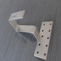 China Patented Innovative Pitched Roof Unique Clamps Solar Roof Hooks and Hanger Bolts Unique Clamps on sale