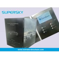 2G Built - In Screen LCD Video Greeting Card For Graduations , Birthday Parties Manufactures