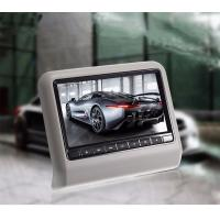 HDMI Grey Color Portable Headrest DVD Player , Car TV Monitor 16 / 9 Wide Screen Manufactures