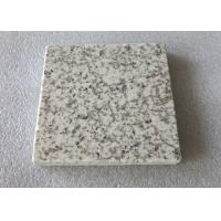 Indoor Natural G655 Granite Countertop Tiles 24x24 Customized Thickness Manufactures