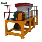 High Torque Metal Shredder Machine Double Shaft Aluminum Shredder Equipment Manufactures