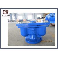 Air Release Water Pressure Relief Valve PN10 Pressure Ductile Iron Body Epoxy Powder Coated Manufactures