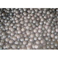China 16mm - 110mm Size Grinding Media Balls , Grade GCr15 16mm Ceramic Alumina Balls on sale
