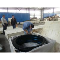 BS 4504 Reducing Forged Steel Flanges API TYPE 6A-RTJ Face Durable Manufactures