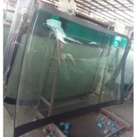 China Tempered Auto Glass Windshield , High Performance Bus Windscreen Replacement on sale