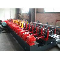 41*62 C Channel Roll Forming Machine , 48.2 KW Purlin Forming MachineDurable Manufactures