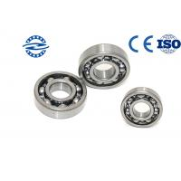 Open 6209 Deep Groove Ball Bearing High Precision Rating And Minor Error Manufactures
