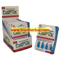 Extenze Sex Products Male Supplement Manufactures