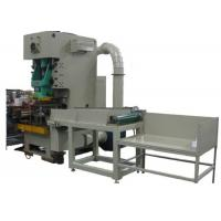 China High Efficient Aluminium Foil Container Making Machine With Long Life 2000KG on sale