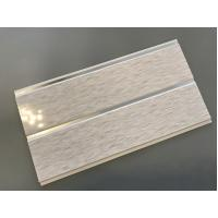 China Resistance To Water Absorption Pvc Bathroom Wall Panels , Pvc Cladding Sheets 5.95m Legnth on sale