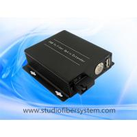 Quality 1port USB2.0 fiber transmitter and receiver over fiber to 5KM with remote power for sale