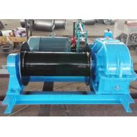 China Light duty electric hoist winch JK 220v electric pulling boat winch on sale