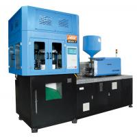 China JASU ISB800-4 single stage injection blow machine for pet bottles bottle blowing machine on sale