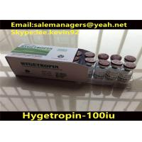 Injectable Hygetropin Hgh Weight Loss Hormones Cas 96827-07-5 For Fat Mobilization Manufactures