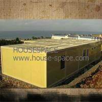 Modern Modular homes , Sandwich Panel Container House - African Camp Manufactures