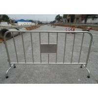 China Carbon Steel Portable Temporary Fence Panels Elec Galvanized Easy Installation on sale