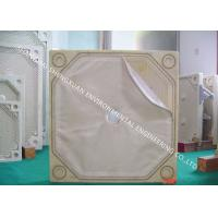 108C PP Polypropylene Filter Fabric Hydrolysis Resistance For Liquid Filtration Manufactures