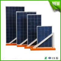 China 250w poly solar panel combined by 60pcs 156 cells, poly-crystalline silicon solar modules for rooftop system on sale