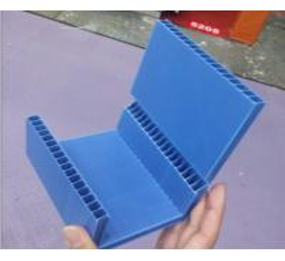 PP corrugated pattenr making CNC cutter