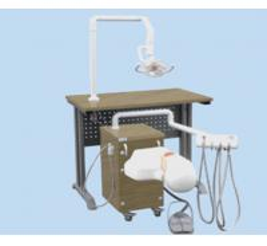 Education Teaching Dental Simulation Unit Dental Simulator For Student Exercises Manufactures