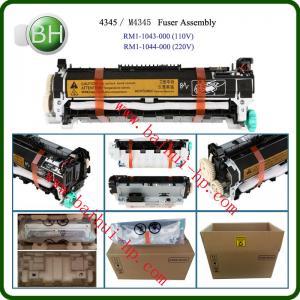 China Laser jet printer repair parts fuser 4345 mfp for hp printer fuser fixing assembl on sale