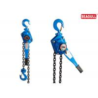China 3.2 Ton Lever Block Chain Lever Hoist G80 Chain 360 Degree Handle Rotation on sale
