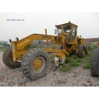 Used Motor grader Caterpillar 140G for africa Manufactures