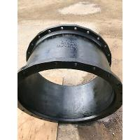 "36"" MJ Long Pattern Cast Iron Pipe Fittings Solid Long Sleeve FBE / Cement Lining Manufactures"