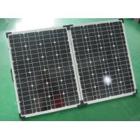 100W Folding Solar Panel-for Camping Manufactures