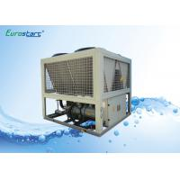 65 Tons Air Cooled Commercial Water Chiller For Hotels Air Conditioning System