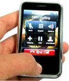 China Bl07 Mini Dual SIM Dual Standby Tri-Band Touch Screen Cell Phone on sale