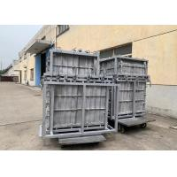 Electrolytic Solution Plastic Natural Colored 1500L Tank Custom Rotomolding Tank Manufactures