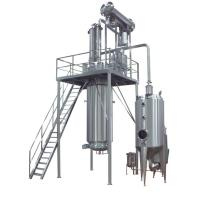 500-1000Liter Stainless Steel 304 Hemp Oil Extraction Machine in stevia hemp CBD leaf extraction and concentration line