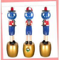 Super Mary Shape Gumball Vending Machine For Boys And Girls Wear Resistant Manufactures