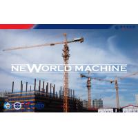Quality 6010 Model Top Kits Construction Tower Crane Self Erecting Portable Tower Crane 6T for sale