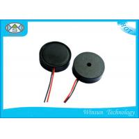 D14XH4.0mm 80dB 1~25v High Decibel Home Security Alarm Piezo Buzzer Wide Voltage  External Drive With Wire Manufactures