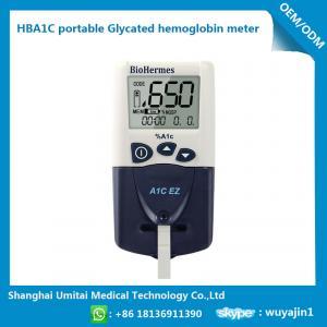 Portable Blood Glucose Meters For Diabetes Patients Self Management Manufactures