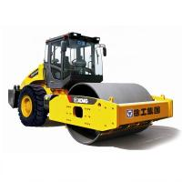 XS142J XS143J 14 Ton Road Building Machines / Single Drum Road Roller Compactor 14t Vibratory Manufactures