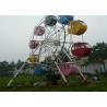 Outdoor Big Wheel Fairground Ride , 360 Degrees Ferris Wheel Attraction for sale
