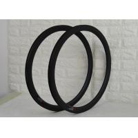 35mm Depth Carbon Fiber Road Bike Rims 520 Size Custom Decal / Painting Design Manufactures