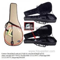 China Professional Musician's Gear Deluxe Electric Guitar Case on sale
