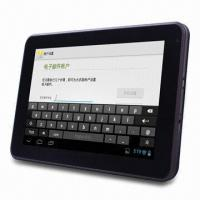 7-inch Tablet PC with Android 4.0 OS/RK2918 GC800, HDMI Output, 0.3MP Camera and High Resolution Manufactures