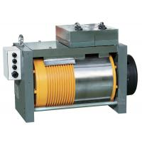 16 Poles Gearless Traction Machine , Permanent Magnet Synchronous Diana Manufactures