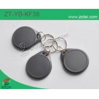 ABS key tag/keyfob/keyring,Model:ZT-YB-KF38,42×36×6mm Manufactures