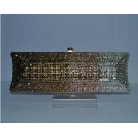 Rhinestone crystal ladies clutch bag G20252 Manufactures