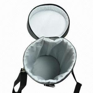 China Large Wine Cooler Bag with Adjustable Shoulder Strap on sale