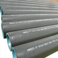 China ASTM A53 Seamless Pipe, BE, SCH 40, 12 Inch on sale