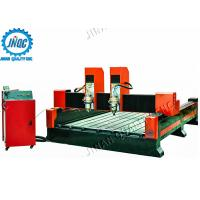 Dual Double Spindles 3D Stone Carving Machine CNC Router Machine Manufactures
